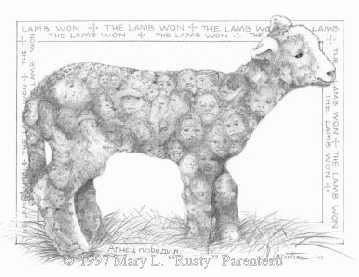 The Lamb Won Drawing